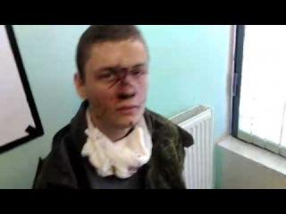 Появилось видео задержания военнослужащих, подозреваемых в убийстве двух медсестер в окружном госпитале Петербурга
