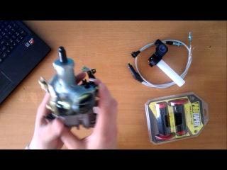 Карбюратор pz 30 с ускорительным насосом, обзор покупки с сайта тао бао