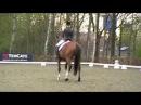 1e plaats Marieke van der Putten met Zip-a-way Texel (Krack C x Democraat) ZZ Zwaar in Almelo