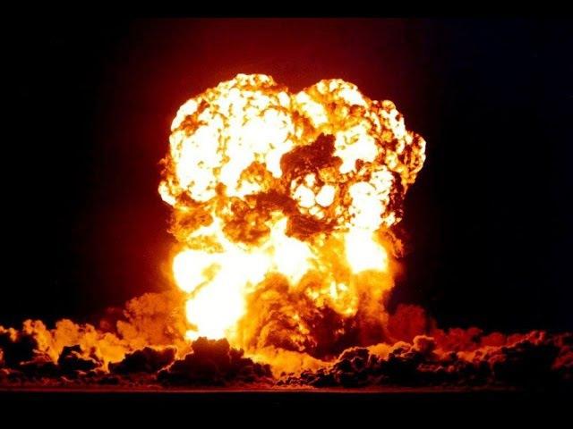 Взрывчатые вещества. Энергия взрыва (2016)