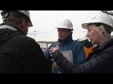Строительство футбольного стадиона на Крестовском острове в Санкт-Петербурге. 4-й операционный визит