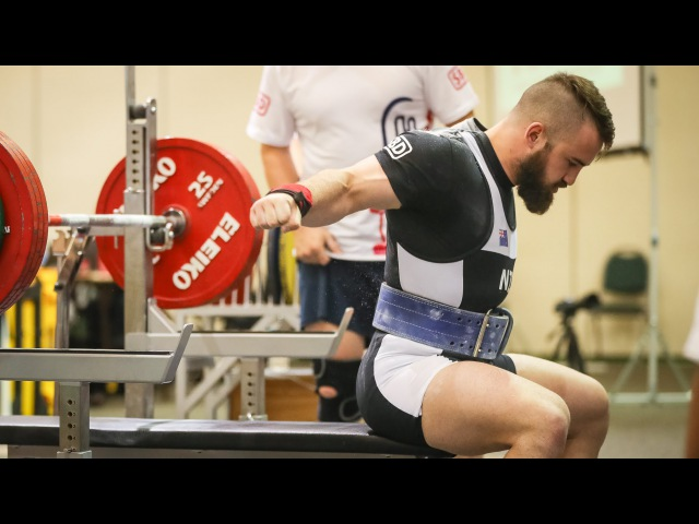 SBD Elite - Brett Gibbs - IPF World Powerlifting Championships 2016