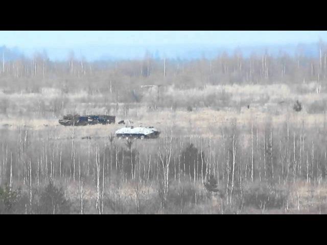 Стрельба Ил 76 кормовой 23 мм пушечной установкой ГШ 23
