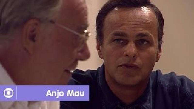 Anjo Mau: capítulo 114 da novela, quarta, 7 de setembro, na Globo
