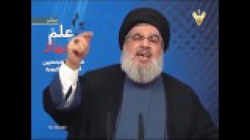 Alep Hassan Nasrallah dénonce la propagande arabe et occidentale (23)