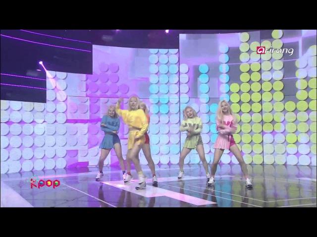 Simply K-Pop - myB(마이비) _ MY OH MY(심장어택) - Ep.180 2015-09-11