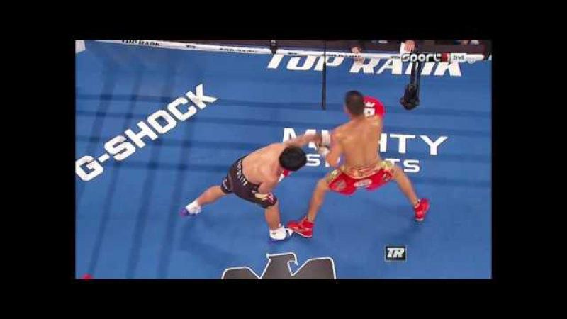 Manny Pacquiao - Jessie Vargas / Мэнни Пакьяо - Джесси Варгас