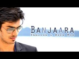 Banjaara English &amp Rock Mix Ek Villain Cover by Prateek Sahai