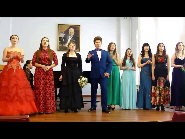 Кирилл Волженцев - Солист Донецкой филармонии