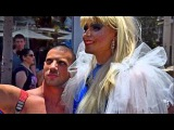 Tel Aviv .Gay Pride Parade. 2015.-Тель Авив. Гей Парад Гордости. 2015.