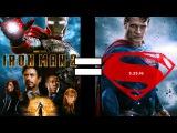24 Reasons Batman v. Superman &amp Iron Man 2 Are the Same Movie