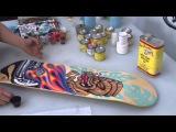 Kustom Kulture Hand Painting