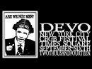 Devo - 3rd Annual CBGB Music Film Fest 2014