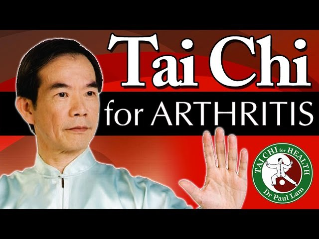 Tai Chi for Arthritis Video Dr Paul Lam Free Lesson and Introduction