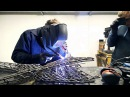 Роботизированная сварка используется для 3D печати велосипеда из нержавеющей стали