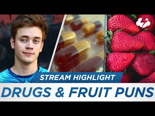 Adderall Strawberries Puns [Funny Reynad Stream Highlights]