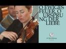 J S Bach Cantata BWV 34 O ewiges Feuer o Ursprung der Liebe J S Bach Foundation