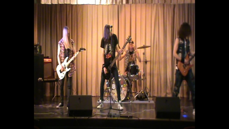 AfiXtor - Metal Cover Show - Motley Crue Dr. Feelgood