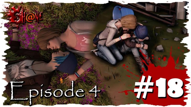 Девичье прохождение Life Is Strange Episode 4 18 ► Расследование и самая грустная находка ◄
