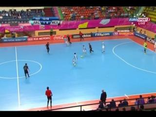 Чемпионат мира 2012. Групповой этап. Группа D. Аргентина - Мексика (02.11.2012)