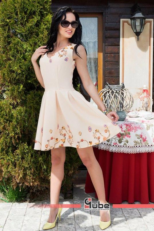 Платье мини купон