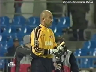 Спартак - Валенсия. 2002 год.