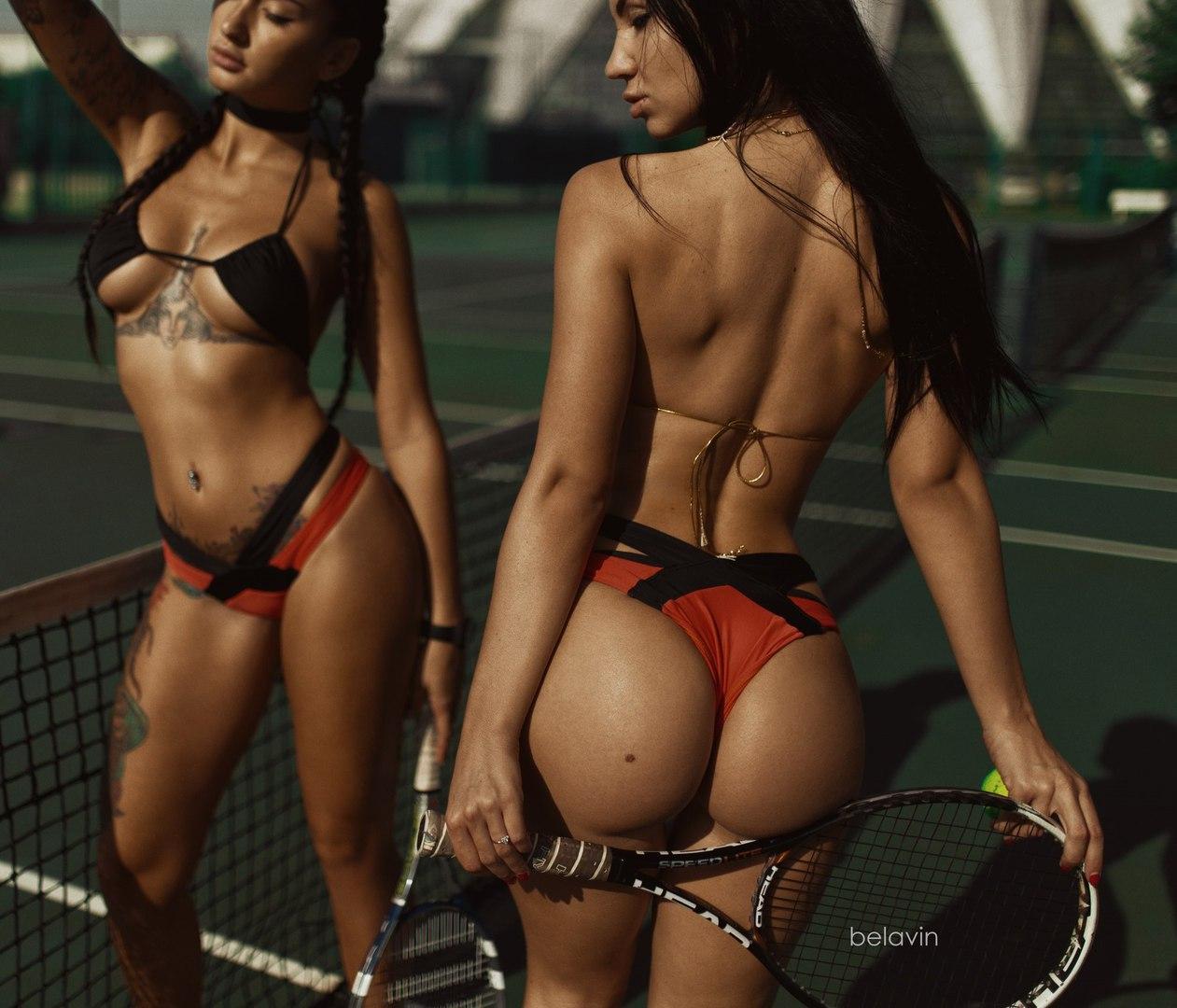 Правильные спортсменки