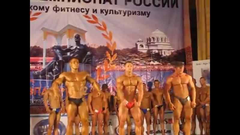 Открытый Чемпионат России WFF-WBBF 30.04.16г.г.Евпатория