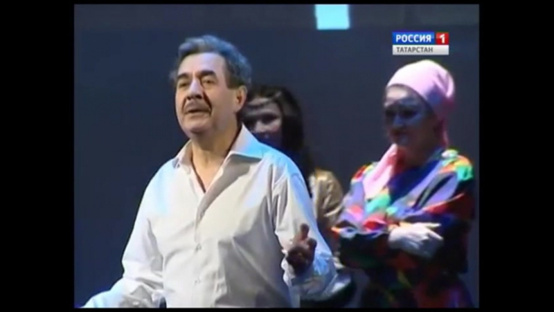Зөфәр Харисовнын юбилей кичәсе турында Ижат тапшыруы