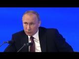 Большая пресс-конференция Владимира Путина  [  23.12.2016  ]
