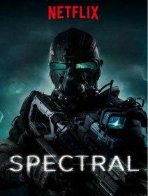 Спектральный анализ / Spectral (2016)