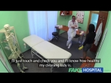 Sexy cleaning lady gets down and dirty  FakeHospital  Fake Hospital  Фальшивый госпиталь  Порно  Porn