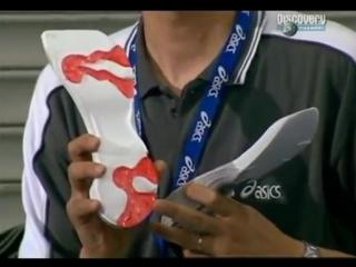 Как делают Спортивную обувь