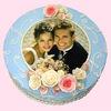 Печать съедобных фото для Вашего торта в СПб