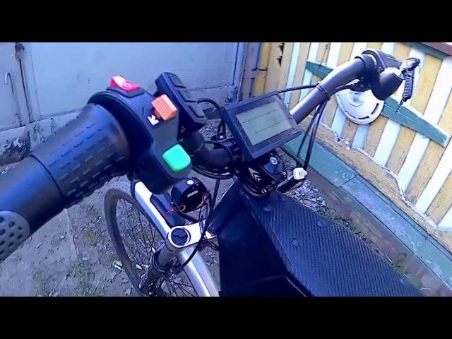 рама для электро велосипеда из металлолома часть 2