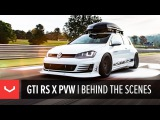 VW GTI RS x Performance VW Magazine  Behind the Scenes  Lime Rock Park