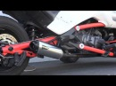 Two Brothers Racing - 2015 Can-Am Spyder F3 S1R Slip-on Exhaust
