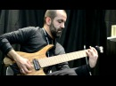 Fred Brum - Atonement @ Strandberg / Leqtique Booth Musikmesse 2013