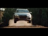 Audi A4 allroad quattro прогулка выходного дня