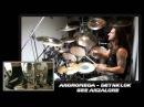 Dethklok Andromeda drum cover Gee Anzalone