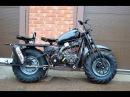Полноприводный мотоцикл с двигателем Lifan 168F и 2-х ступенчатым редуктором. russian 2wd m...