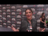 Teenage Mutant Ninja Turtles: Out of the Shadows: Alessandra Ambrosio Premiere Interview