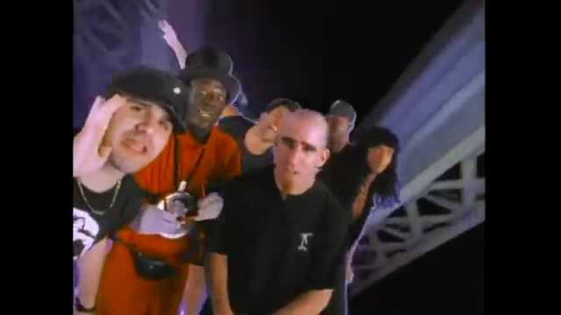 Anthrax Public Enemy - Bring The Noise (Official Video)