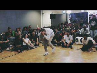 Battle Vision Vol.1 | B-SMART ( D.O.G. Fam / Gangsta Soul ) | Judge Demo | Danceproject.info