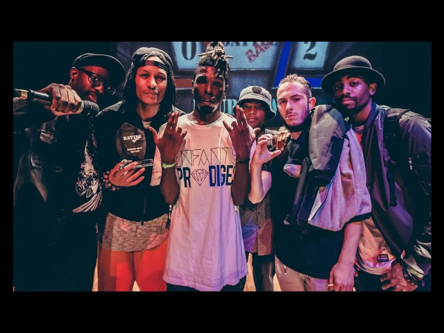 CRIMINALZ CREW - Les Twins, Rubix, Bouboo, Waydi | TOP 5 DANCE ROUNDS OF THE WEEK