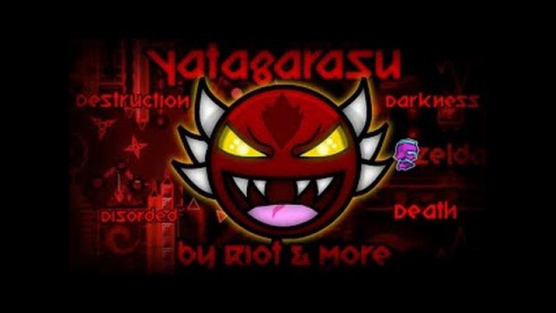 Yatagarasu by Trustamore(Extremely demon)-100%Leafer