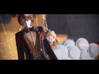 MMD [FNAF]-Bullet Train [Freddy,Bonnie,Chica]