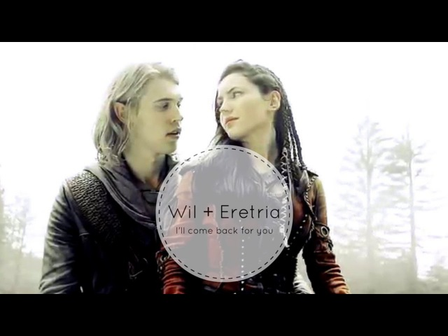 ► Wil Eretria | I'll come back for you