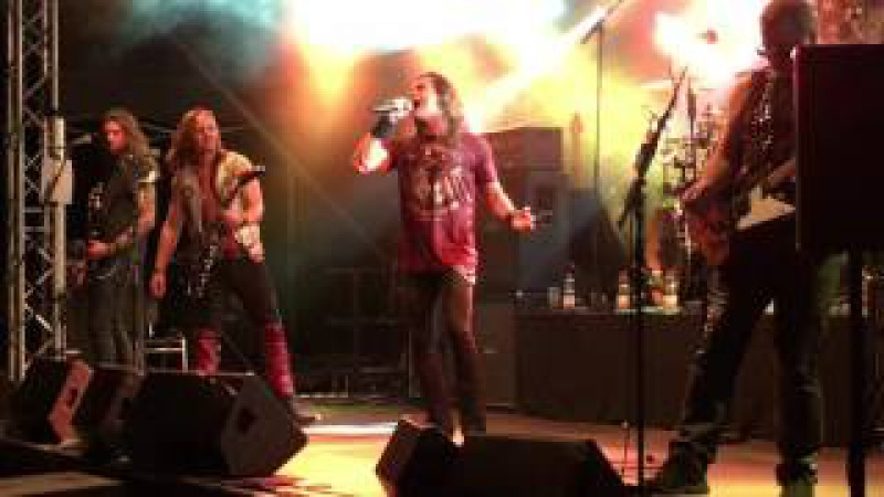 Bonfire - SDI -Live in Zons - 27.08.2016