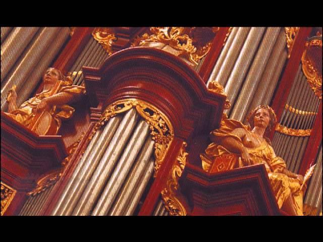 Орган - Гарри Гродберг - Бах- Токката и фуга ре минор 1970 Bach - Toccata and Fugue in D minor